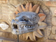 Jupiter in Leo and ancient architecture: Mexican dragons in Teotihuacan