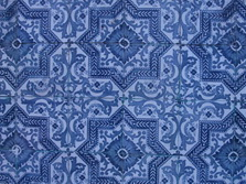 Portuguese azulejos tiles as a source of inspiration for fashion-astrologer