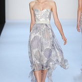 Sun symbols in Fall-Winter 2014/2015 collection by Badgley Mischka