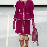 Jupiter in Leo: colors of Autumn-Winter 2014/2015 collection by Chanel